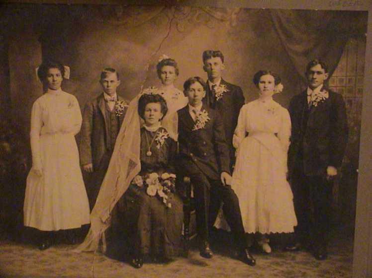 Hutteger Weber wedding