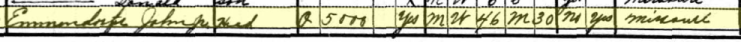 John Emmendorfer 1930 census 1 Central Township MO