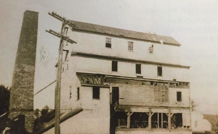 Weinhold mill Wittenberg MO