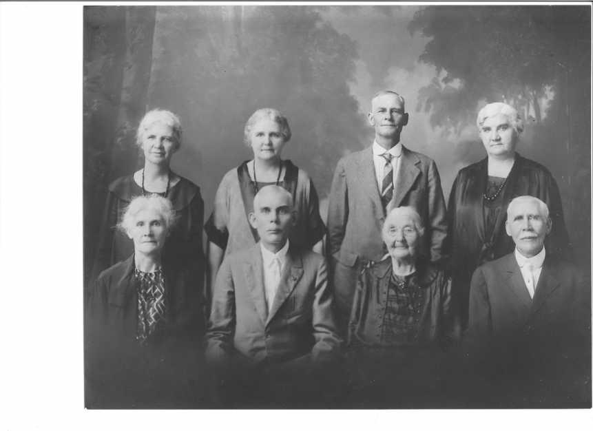 Charles Hagemeyer family