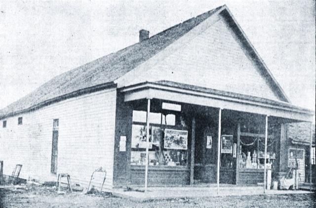 Cotner & Schuppan store New Wells
