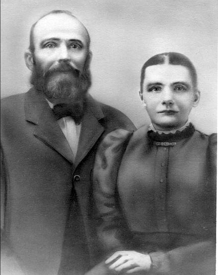 Henry and Katherine Eggers
