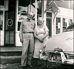 Martin and Ella Eggers 1958