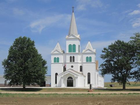 Trinity Friedensau Nebraska