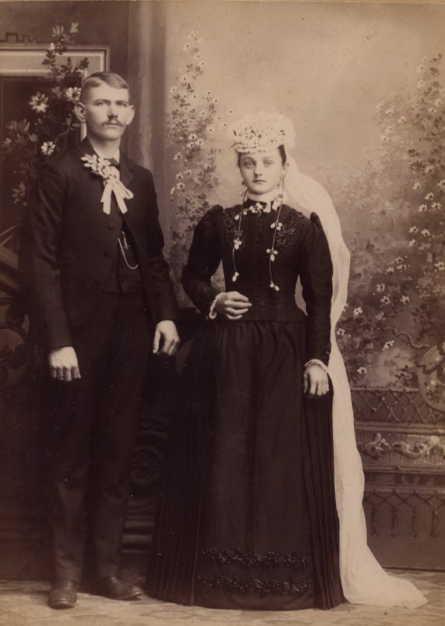 William and Anna Kaempfe
