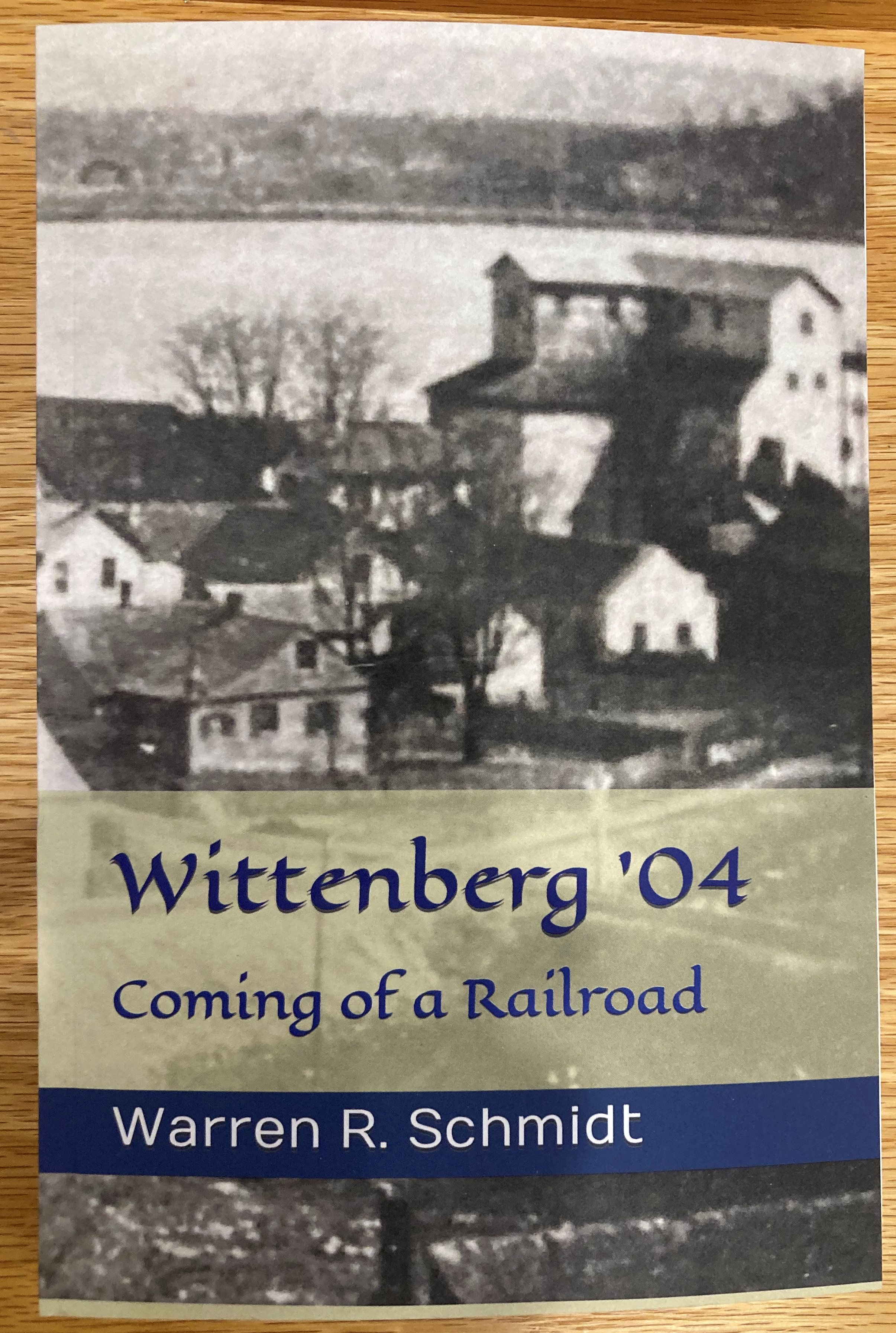 Wittenberg '04 book cover
